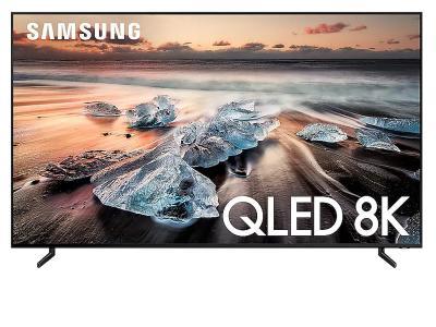 "Samsung 65"" QLED 8k UHD Smart LED TV (Q900R Series) - QN65Q900RAFXZC"