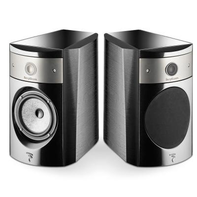 Focal Electra 1008 Be 2-Way Bass Reflex Bookshelf - Black Ash (Pair)