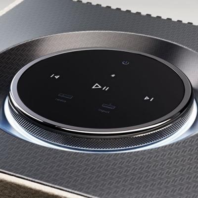 Naim MU-SO QB Wireless Music System, Carbon Fibre Special Edition - Trutone Exclusive