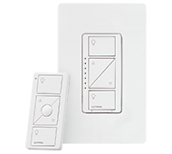 Lutron Caséta Wireless Dimmer with Pico Remote Control Expansion Kit
