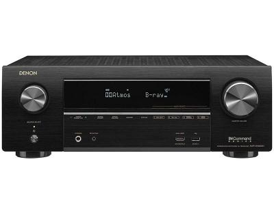 Denon AVR-X1600H 7.2 Channel 4K UHD AV Receiver with HEOS Built-in