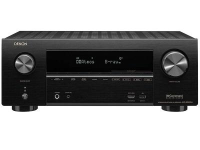 Denon AVR-X2600H 7.2 Channel 4K UHD AV Receiver with HEOS Built-in