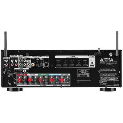 Denon AVR-S650H 5.2 Channel AV Receiver