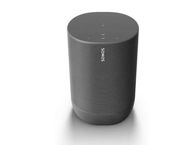 Sonos MOVE Portable WiFi & Bluetooth Wireless Speaker