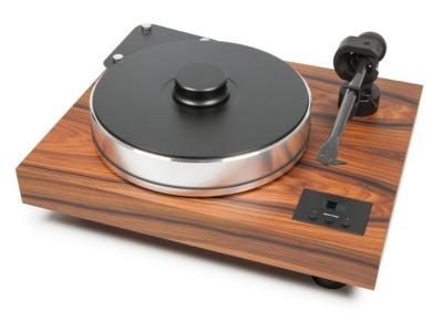"""Project Audio Highend turntable with 10"""" tonearm - Xtension 10 Evolution - Palisander -PJ50431201"""