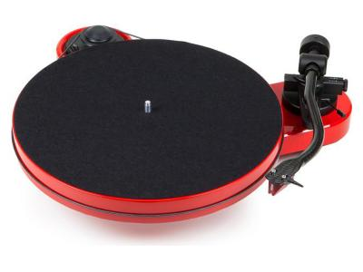 Project  Audio Manual turntable RPM 1 Carbon (2M-Red) Red - PJ50435391