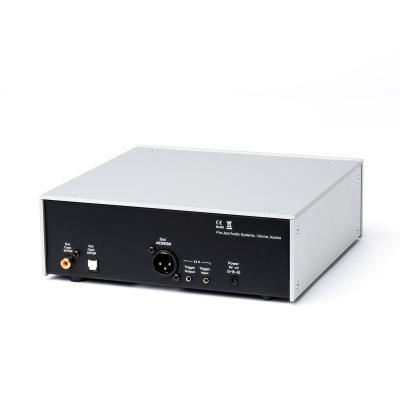 Project Audio CD Box DS2 T Silver Walnut - PJ71654153