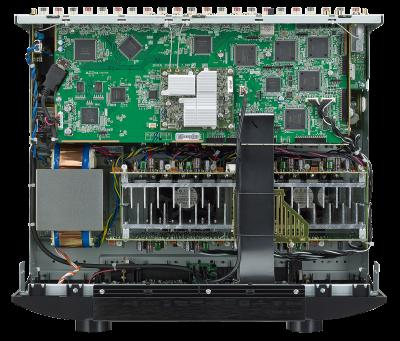 Marantz SR 7013 9.2 Channel 4k Ultra HD AV Receiver with Dolby Atmos