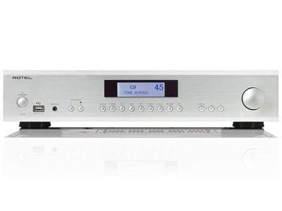 Rotel A14 Stereo Integrated Amplifier (Silver)