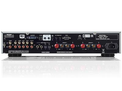 Rotel A12 Stereo Integrated Amplifier (Silver)