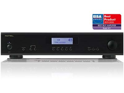 Rotel A11 Stereo Integrated Amplifier (Black)