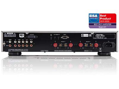 Rotel A11 Stereo Integrated Amplifier (Silver)