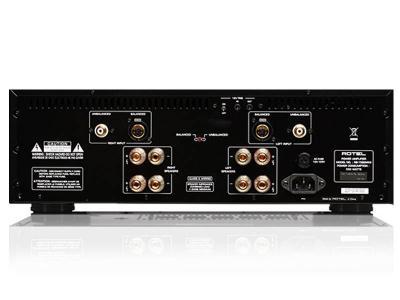 Rotel RB-1582 MK2 2 Channel Power Amplifier (Black)