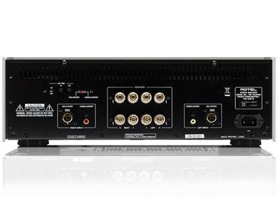 Rotel RB-1552 MK2 2 Channel Power Amplifier (Black)