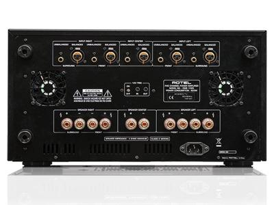 Rotel RMB-1585 5 Channel Power Amplifier (Silver)