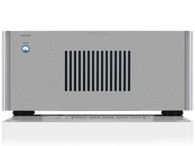 Rotel RMB-1555 5 Channel Power Amplifier (Silver)