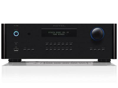 Rotel RC-1590 Stereo Pre-Amplifier and DAC (Black)
