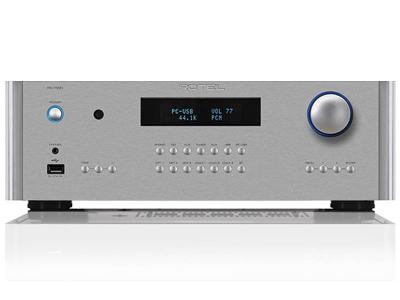 Rotel RC-1590 Stereo Pre-Amplifier and DAC (Silver)