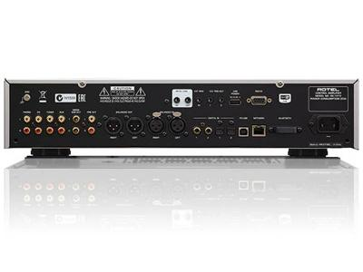 Rotel RC-1572 Stereo Pre-Amplifier and DAC (Silver)