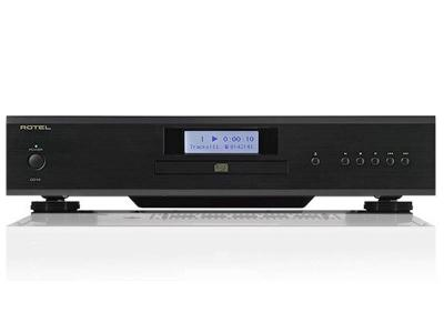 Rotel CD14 CD Player (Black)