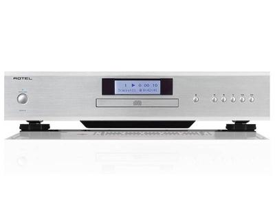 Rotel CD14 CD Player (Silver)