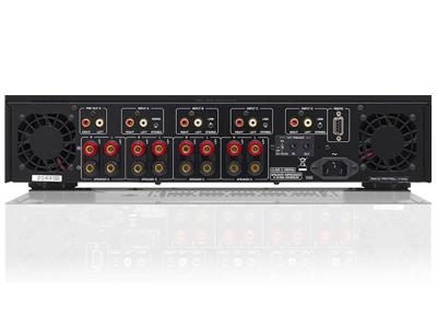 Rotel RKB-850 8 Channel Power Amplifier (Black)