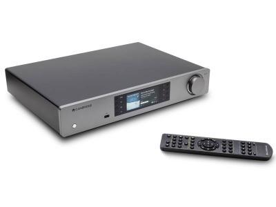 Cambridge Audio CXN V2 Network Audio Streamer (Silver)