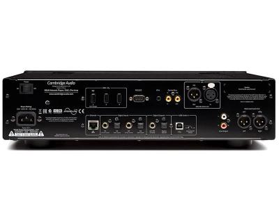 Cambridge Audio AZUR 851N Network Player (Silver)