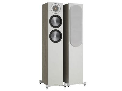Monitor Audio Bronze 200 Floorstanding Speakers - Urban Grey (Sold as Pair)