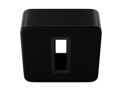 Sonos SUB Wireless Subwoofer for Deep Bass (Black) - PRE-ORDER