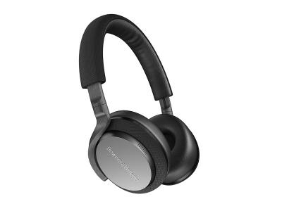 Bowers & Wilkins PX5 Wireless On-Ear Noise Cancelling Headphones (Space Grey)