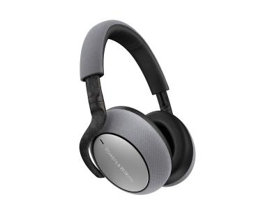 Bowers & Wilkins PX7 Wireless Over-Ear Noise Cancelling Headphones (Silver)