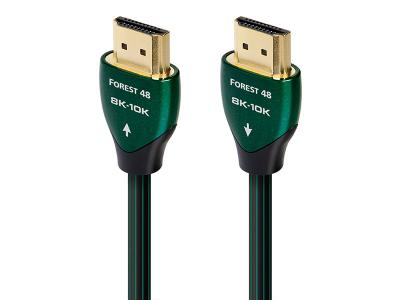 Audioquest Forest 48 HDMI Cable - 8K-10K 48Gbps (3 Meter)