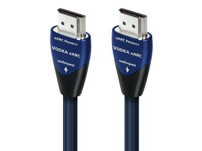 Audioquest Vodka eARC HDMI Cable - 8K-10K 48Gbps (1.5 Meter)