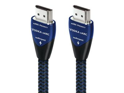 Audioquest Vodka eARC HDMI Cable - 8K-10K 48Gbps (2.25 Meter)
