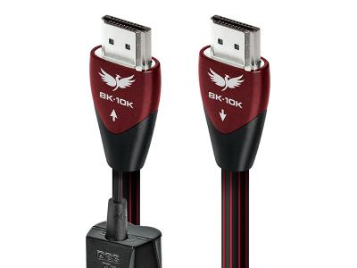 Audioquest FireBird 48 HDMI Cable with 72v DBS - 8K-10K 48Gbps (3 Meter)
