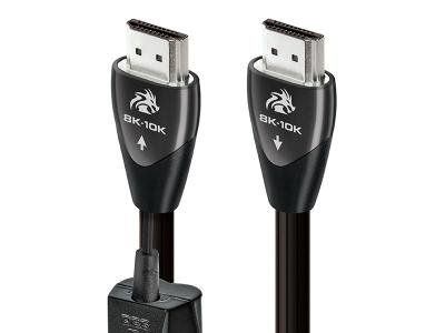 Audioquest Dragon 48 HDMI Cable with 72v DBS - 8K-10K 48Gbps (3 Meter)