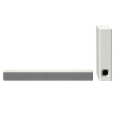 Sony HT-MT300 2.1 Channel Compact Soundbar with Bluetooth® technology (White)