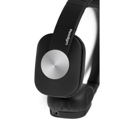 Paradigm H15 Noise-Isolating On-Ear Headphones (Black)