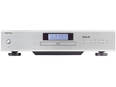 Rotel CD11 Tribute CD Player - Silver