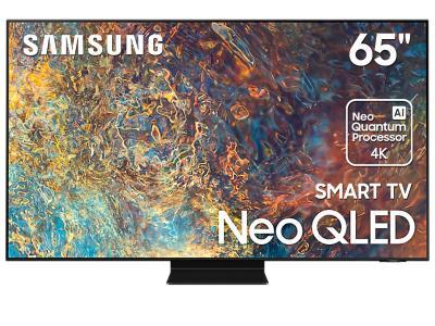 "Samsung 65"" Neo QLED 4k Smart TV (QN90AA Series) - QN65QN90AAFXZC"
