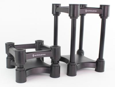 IsoAcoustics ISO-L8R130 Isolation Speaker Stand (Pair)
