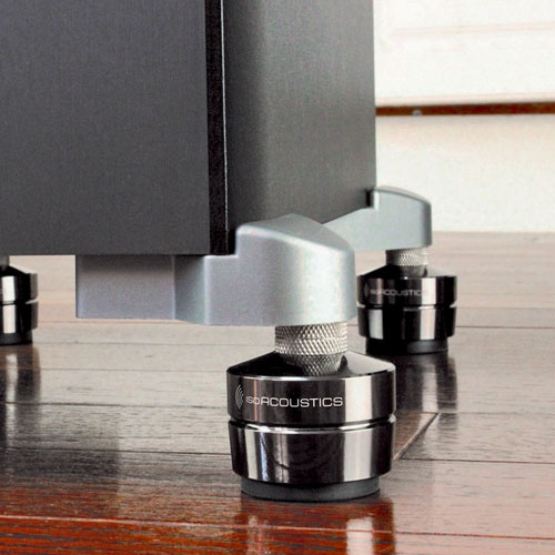 Isoacoustics Gaia Iii Acoustics Isolations Stand Cast