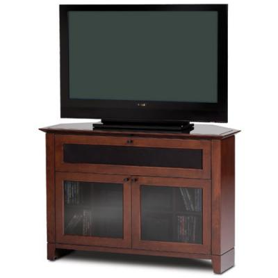 BDI NOVIA 2 Components Wide Cabinet - Cocoa Stained Cherry (8428)
