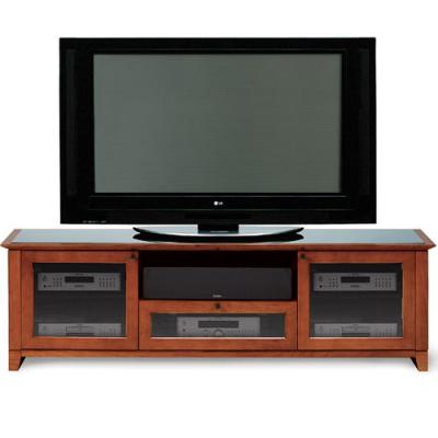 BDI NOVIA 3 Component wide Cabinet - Natural Stained Cherry (8429)