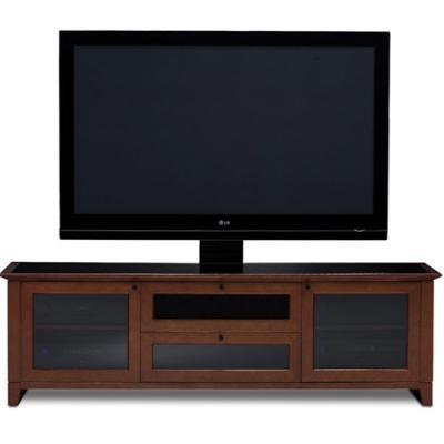 BDI NOVIA 3 Component wide Cabinet - Cocoa Stained Cherry (8429)