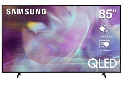 """Samsung 85"""" QLED 4k Smart TV (Q60AA Series) - QN85Q60AAFXZC"""