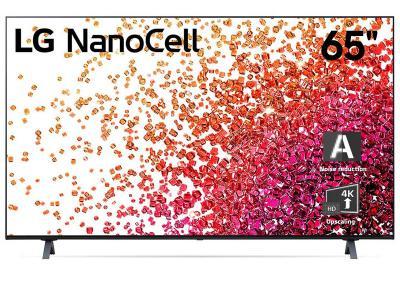 """LG 65"""" 4k Smart NanoCell TV (NANO75 Series) - 65NANO75UPA"""