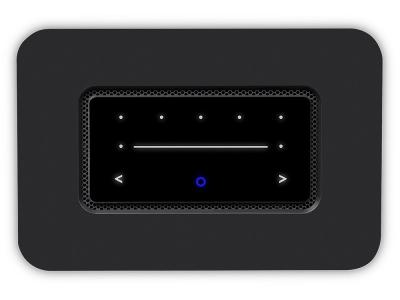 Bluesound  Wireless Multi-Room Hi-Res Music Streamer - NODE Black