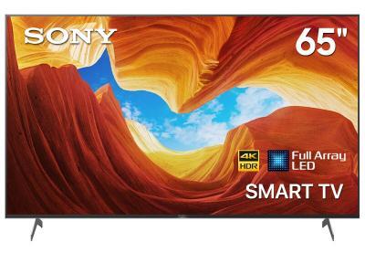 "Sony Bravia 65"" LED 4K UHD HDR Full Array Smart TV - XBR65X900H (X900H Series)"